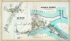 Alton, Sodus Point, Wayne County 1904